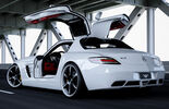 Mercedes SLS, Tuning, wheelsandmore