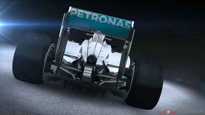 F1 Technik-Video