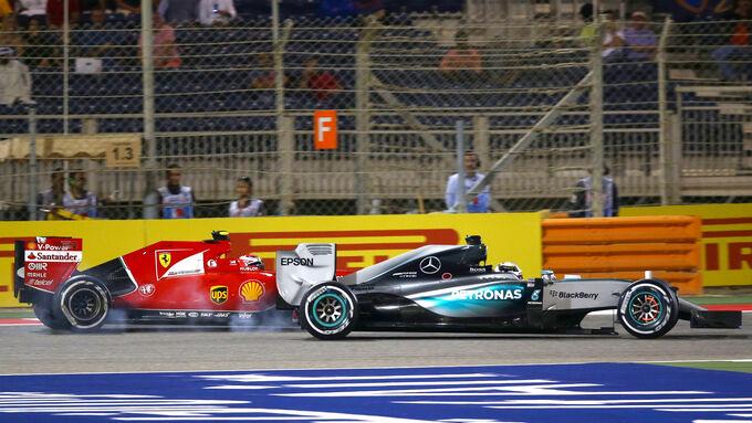Power Ranking GP Bahrain 2015