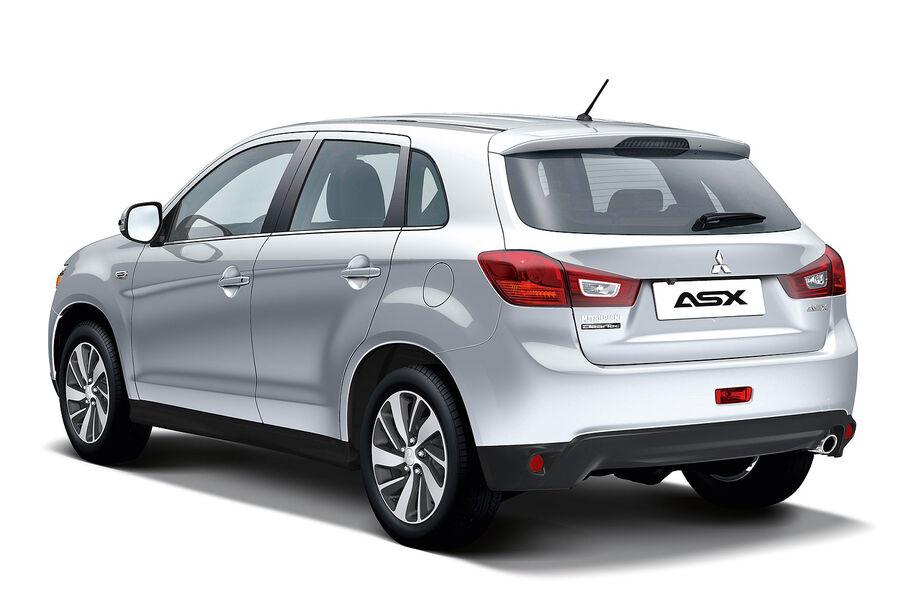 Mitsubishi Asx Startet Mit Zwei Sondermodellen Ins Frühjahr