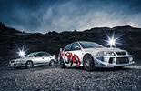 Mitsubishi Lancer Evo VI, Subaru Impreza GT Turbo