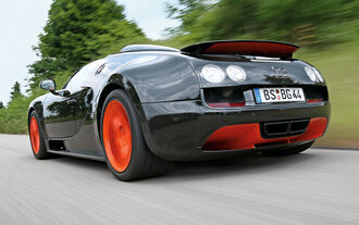 Motorenkonzepte, Bugatti Veyron
