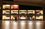 Museumslager, Porsche, Boxen