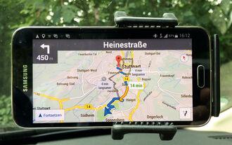 Navigationsgerät, Technik
