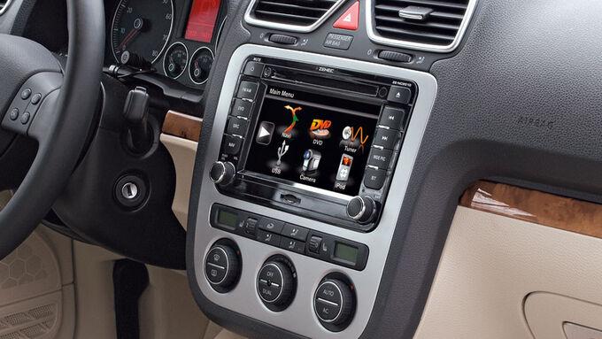 Navigationssysteme zum Nachrüsten, Zenec EGo-Serie