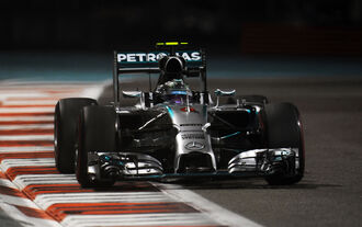 GP Abu Dhabi (Qualifying)