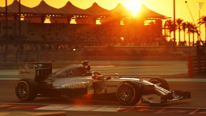 Vorschau GP Abu Dhabi