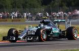 Nico Rosberg - GP England 2015