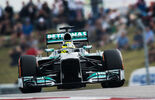 Nico Rosberg - GP USA 2013