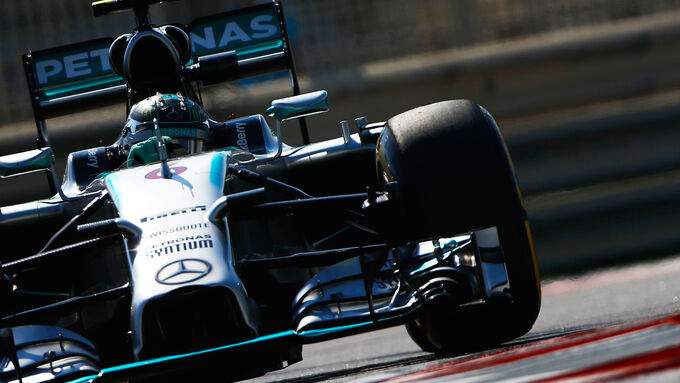 Reifen-Vorteil für Hamilton?