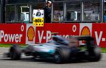 Nico Rosberg - Mercedes - Formel 1 - GP Belgien - Spa-Francorchamps - 22. August 2014