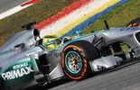 Nico Rosberg Pirelli GP Malaysia 2013