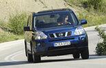 Nissan X-Trail, Frontansicht