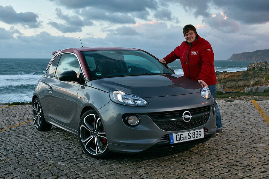 Opel Adam S Road Test Report Out And About In Opel S New
