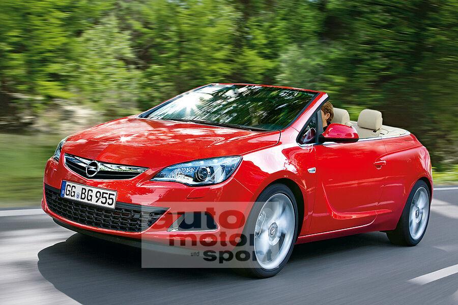 Kompakte Cabrios Der Zulkunft Opel Astra Vw Golf Amp Co