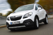 Opel Mokka 1.4 Turbo 4x4, Frontansicht