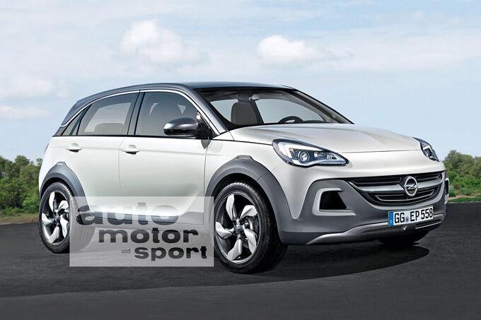 Neue Kompakt-SUV bis 2018: Noch mehr Vielfalt im Trend-Segment ...