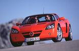 Opel Speedster, 2001