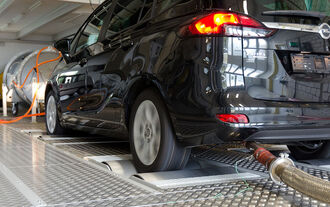 Opel Zafira Abgastest DUH