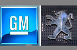 PSA Opel GM Logo
