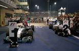 Parc Fermé - GP Abu Dhabi 2014
