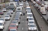 Paris Straßenverkehr
