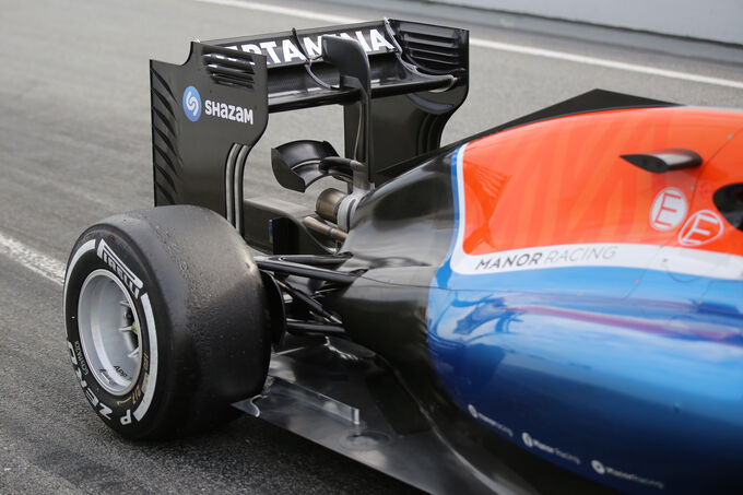 Pascal-Wehrlein-Manor-Formel-1-Test-Barc