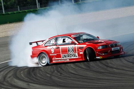 Patrick Ritzmann, Drifter9DriftChallenge, High Performance Days 2012, Hockenheimring