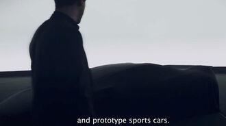 Peugeot GT Supercar Concept Teaser