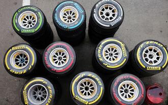 Pirelli nominiert Reifen