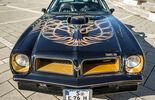 Pontiac Firebird Trans Am, Motorhaube