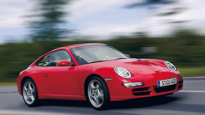 gebrauchtwagen porsche 911 im m ngelreport sportwagen kult auto motor und sport. Black Bedroom Furniture Sets. Home Design Ideas