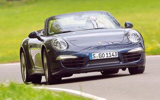 Porsche 911 Cabrio / Targa