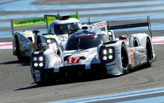 Porsche 919 Hybrid - Paul Ricard - Le Mans-Prolog - 27. März 2015