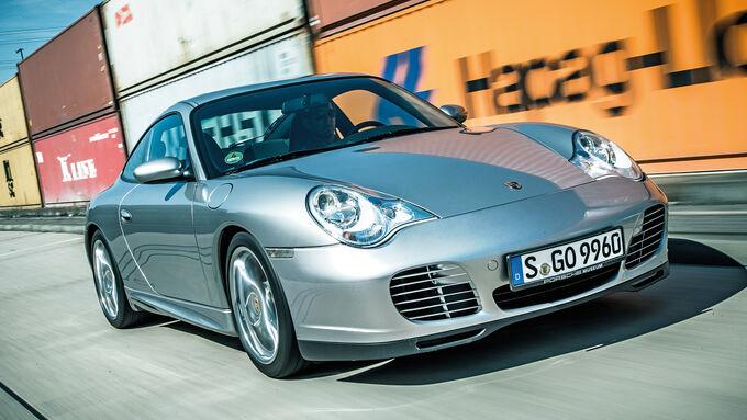 porsche 996 der erste wasser 911 im fahrbericht auto. Black Bedroom Furniture Sets. Home Design Ideas