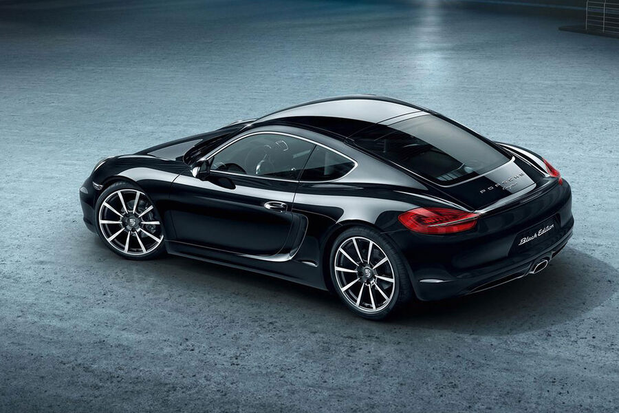 Porsche Cayman S Design Edition  For Sale