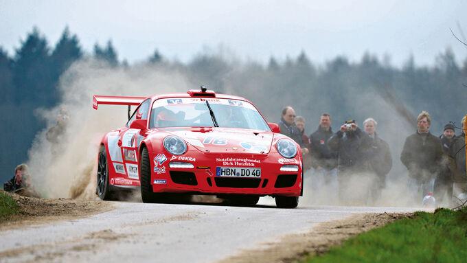 Porsche GT3, Olaf Dobberkau