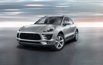 Porsche Macan Vierzylinder China