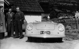Ein Enkelkind und die Porsche-Ursuppe