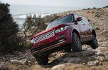 RANGE ROVER TDV6 2013 erster Test in Marokko
