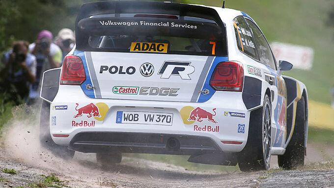 Vorschau Rallye Deutschland