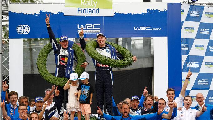 Rallye-WM Finnland