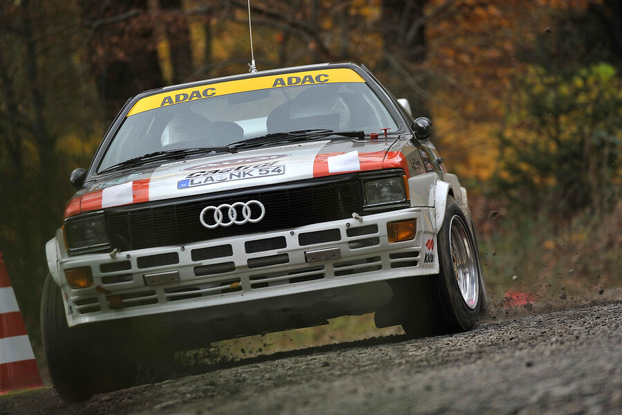 adac rallye k ln ahrweiler 2014 audi quattro sieg in der. Black Bedroom Furniture Sets. Home Design Ideas