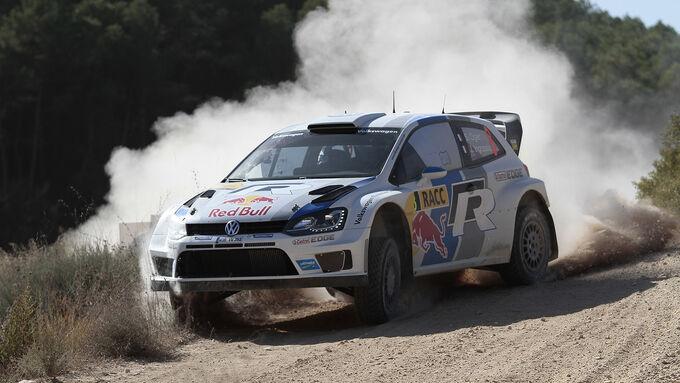 Vorschau Rallye Spanien