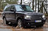 Range Rover Vogue TDV8 Test