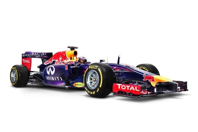 Red Bull RB10 - Apresentação Jerez 2014