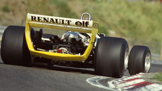Renault F1 feiert Comeback