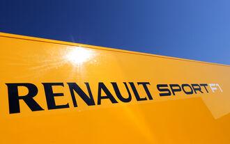 Renault - Formel 1 - GP Belgien - Spa-Francorchamps - 20. August 2015