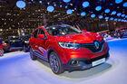 Renault Kadjar in Genf