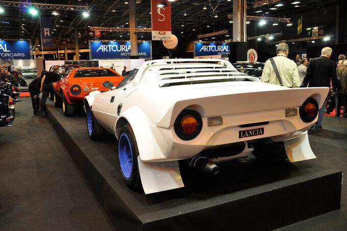 Retromobile paris 2014 for Garage abarth paris